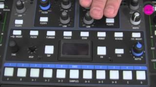 DJ Ty unboxes the new 62 mixer