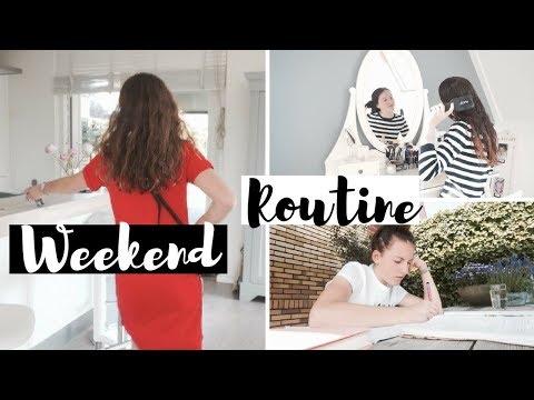 Weekend Routine ♡ Eva Rose