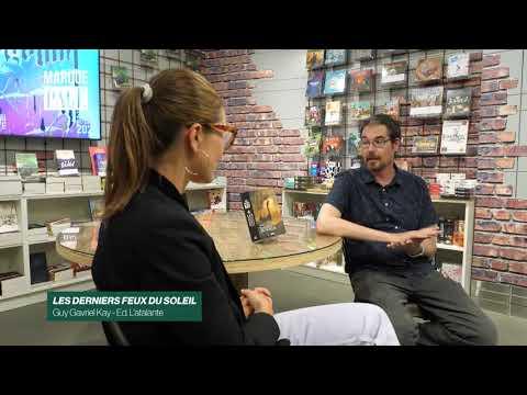 Vidéo de Guy Gavriel Kay
