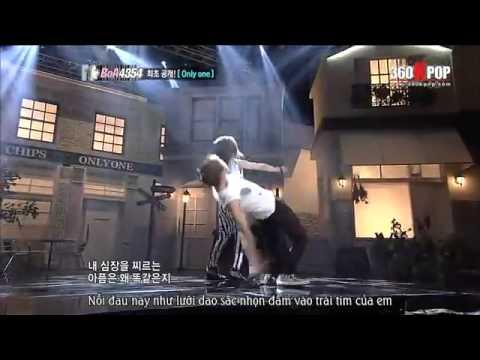 Only One Comeback BoA & Yunho DBSK