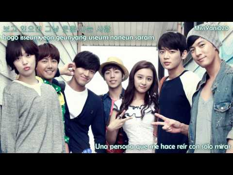 [To The Beautiful You OST] Dana - Maybe We (어쩌면 우린)  (Sub Esp. Han. Rom)