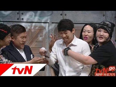 [tvN go] 날로 보는 코빅_코빅열차 양세찬 NG