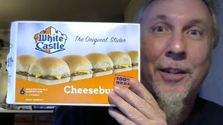 Frozen White Castle Sliders Review