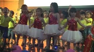 MN Tuổi Thơ: P03 -  Múa hát Gia đình nhỏ hạnh phúc to