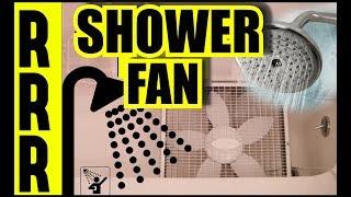 淋浴蓮蓬頭水聲 Shower sound - Sound Library Mood Music