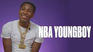 YoungBoy Never Broke Again on dating, meeting Nicki Minaj, and finishing high school