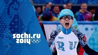 Short Track Speed Skating Golds Inc: Victor An's Triple Gold | Sochi Olympic Champions