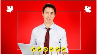 Canada's Justin Trudeau Responds To Internet Haters