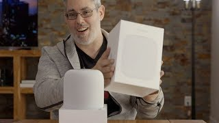 Apple HomePod Unboxing