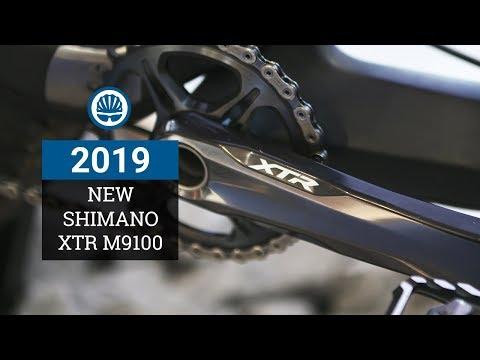Shimano MTB 2019 - All New XTR Flagship Groupset