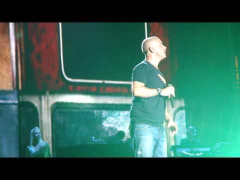 Eros Ramazzoti 2010 Bucuresti - Cose della Vita + text  HD