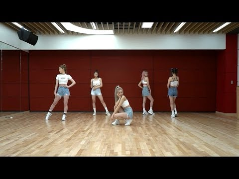 ITZY - ICY Dance Practice (Mirrored)