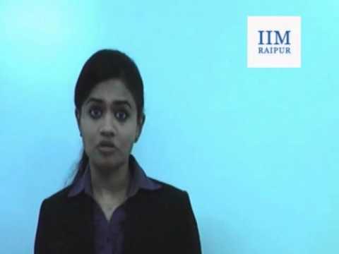 Introduction to Case Based Learning - IIM Raipur