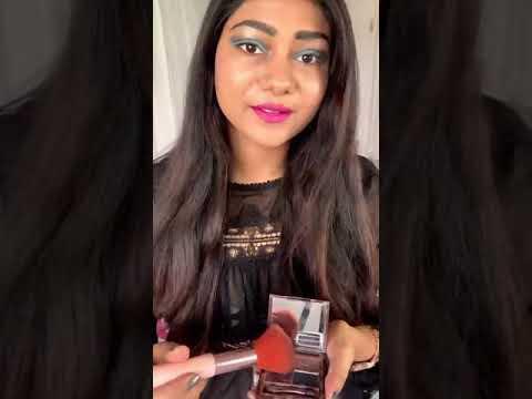 Black Eyeshadow and Colorful Eyeliner Makeup Tutorial ft Nikita | Colorbar Cosmetic
