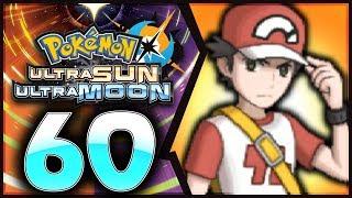 Pokemon Ultra Sun and Moon: Part 60 - Pokemon Trainer Red! [Post-Game 100% Walkthrough]