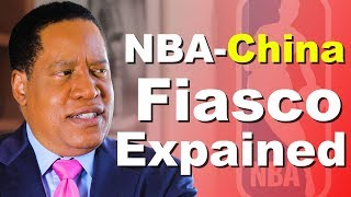 The Real Reason Why NBA Won't Criticize China | The Larry Elder Show