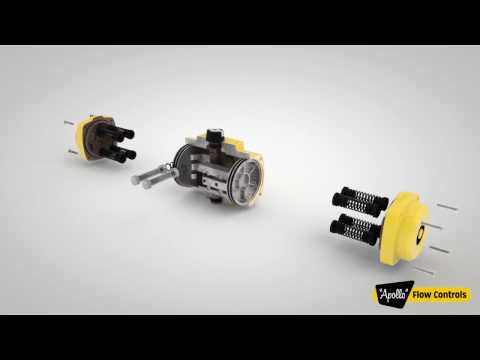 Rack & Pinion Actuator - Disassembly & Reassembly
