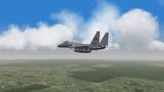 Wings Over Europe with some mods (Win 10 64-bit 1080p @60 FPS)