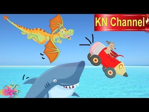 Hoạt hình KN Channel BÉ NA THI BẮT CHUỘT VỚI MÈO & CHÓ tập 7 | Hoạt hình Việt Nam | GIÁO DỤC MẦM NON