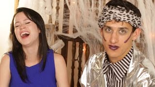 Girlfriends Choose Their Boyfriends' Halloween Costumes