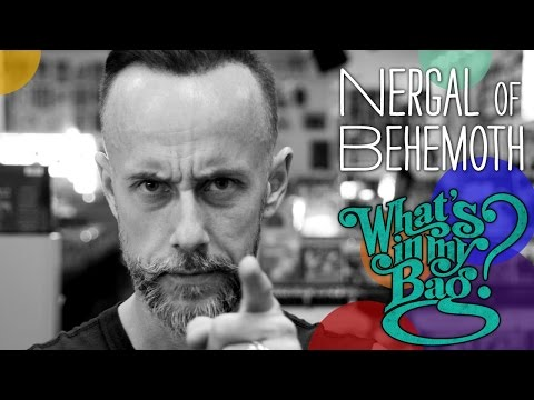 Behemoth - What's In My Bag?