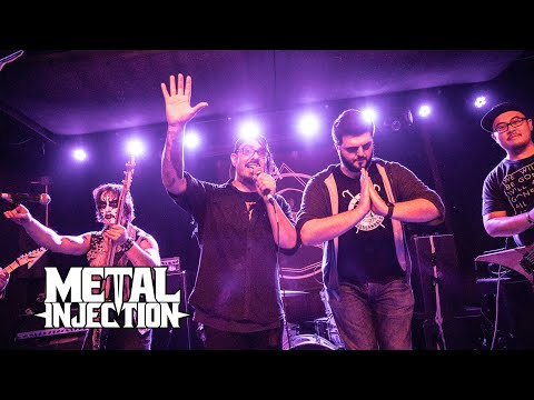 """Fight For Your Right..."" Live At The Metal Injection 15th Anniversary"
