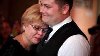 """""""A Mother's Song"""" - The perfect mother son wedding dance song!"""