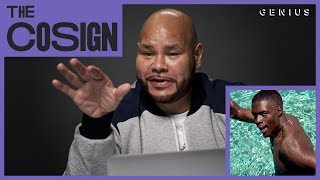 Fat Joe Reacts To New NYC Rappers (Sheck Wes, ZillaKami, Jay Critch) | The Cosign