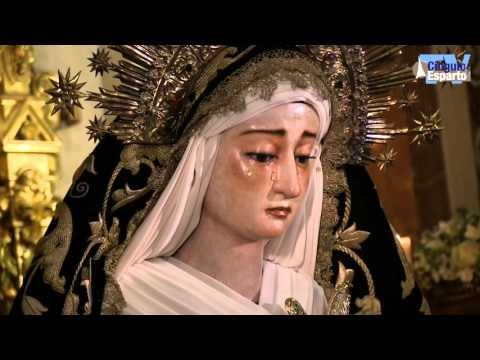 Besamanos de la Soledad de San Lorenzo