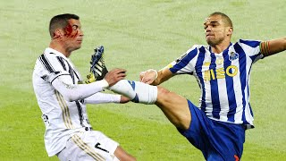 Horror Fights & Red Cards Moments in Football #6
