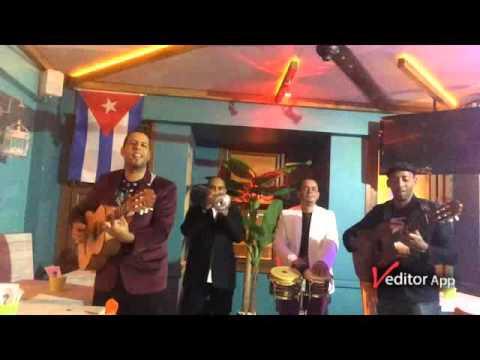 Yanssel Castellon & Los Amigos Latin Projects Cuba - Yanssel & los amigos quarteto