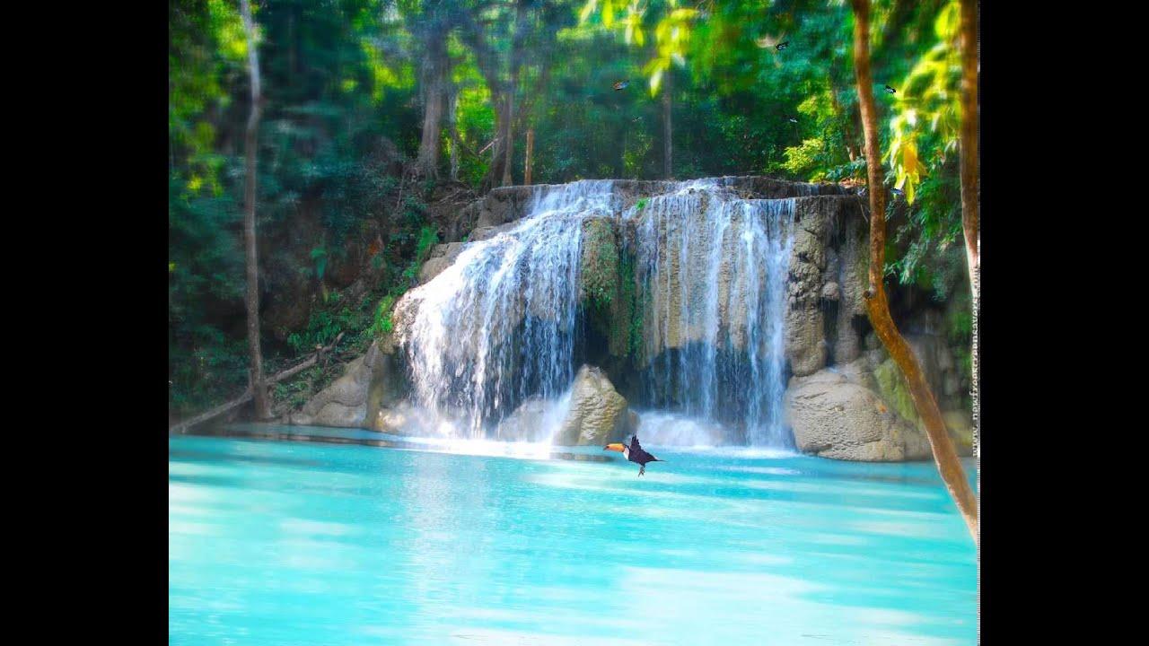 Waterfall Screensaver NfsEdenFalls1
