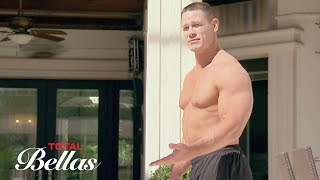 Josie bites John's leg: Total Bellas, Oct. 5, 2016
