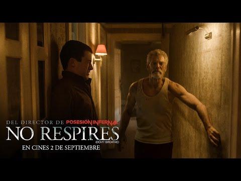 NO RESPIRES. Tensión en el pasillo. En cines 2 de septiembre.