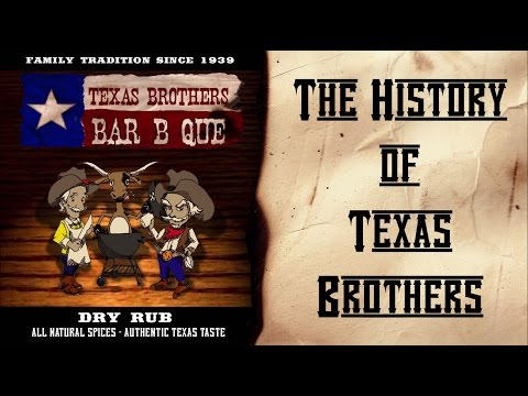 History of Texas Brothers Barbecue Cooking Team