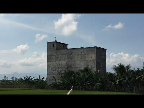 Xây dựng nhà nuôi yến 3 tầng nhà Anh Bình
