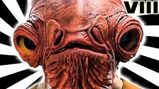 The Last Jedi Editor REGRETS Killing Admiral ACKBAR! - Star Wars Explained
