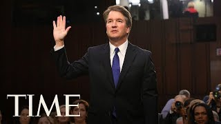 Supreme Court Nominee Brett Kavanaugh's Confirmation Hearings Continue On Day 4 | TIME