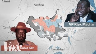South Sudan may be heading towards genocide