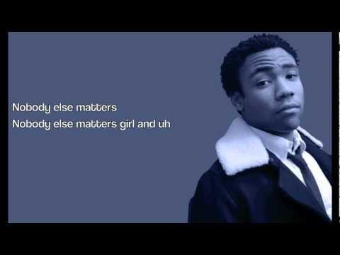Childish Gambino - L.E.S. (Lyrics on Screen)