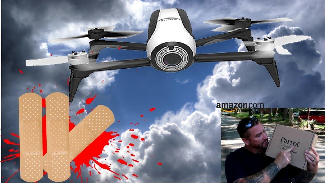Bip my drone bebop 2