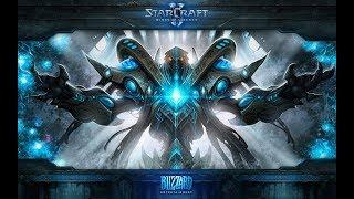 Играем в рандом рейтинговые игры, по Starcraft 2