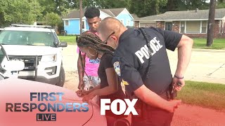 A Girl Runs From The Police | Season 1 Ep. 13 | FIRST RESPONDERS LIVE