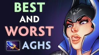 TOP-5 BEST and WORST Aghanim's Scepter Upgrades in Dota