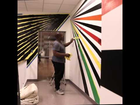 Video Portrait of Artist Rico Gatson