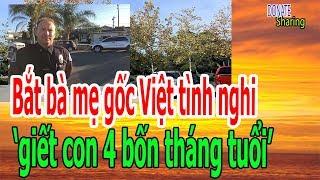 B,ắ,t b,à m,ẹ gốc Việt t,ì,nh ng,h,i 'X,U,Ố,NG T,A,Y c,o,n 4 b,ố,n tháng t,u,ổ,i' ở Westminster
