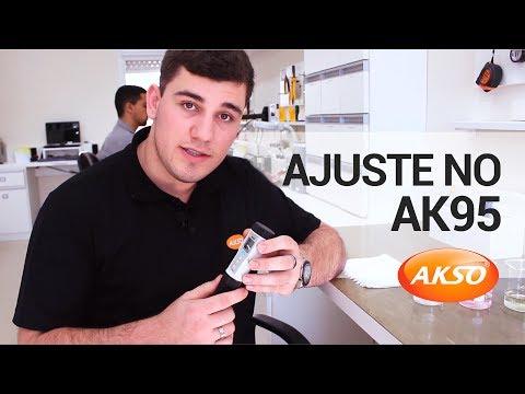 Dicas de ajuste do medidor de pH AK95