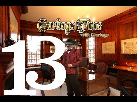Garbage Time with Garbage - Episode Thirteen ft. Time Keeper
