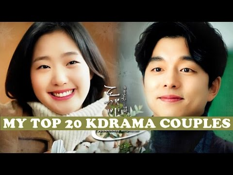 [TOP 20] K-DRAMA COUPLES