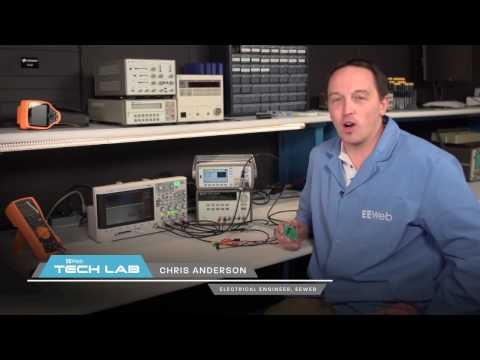 IDT RF Switch Constant Impedance Lab Demonstration